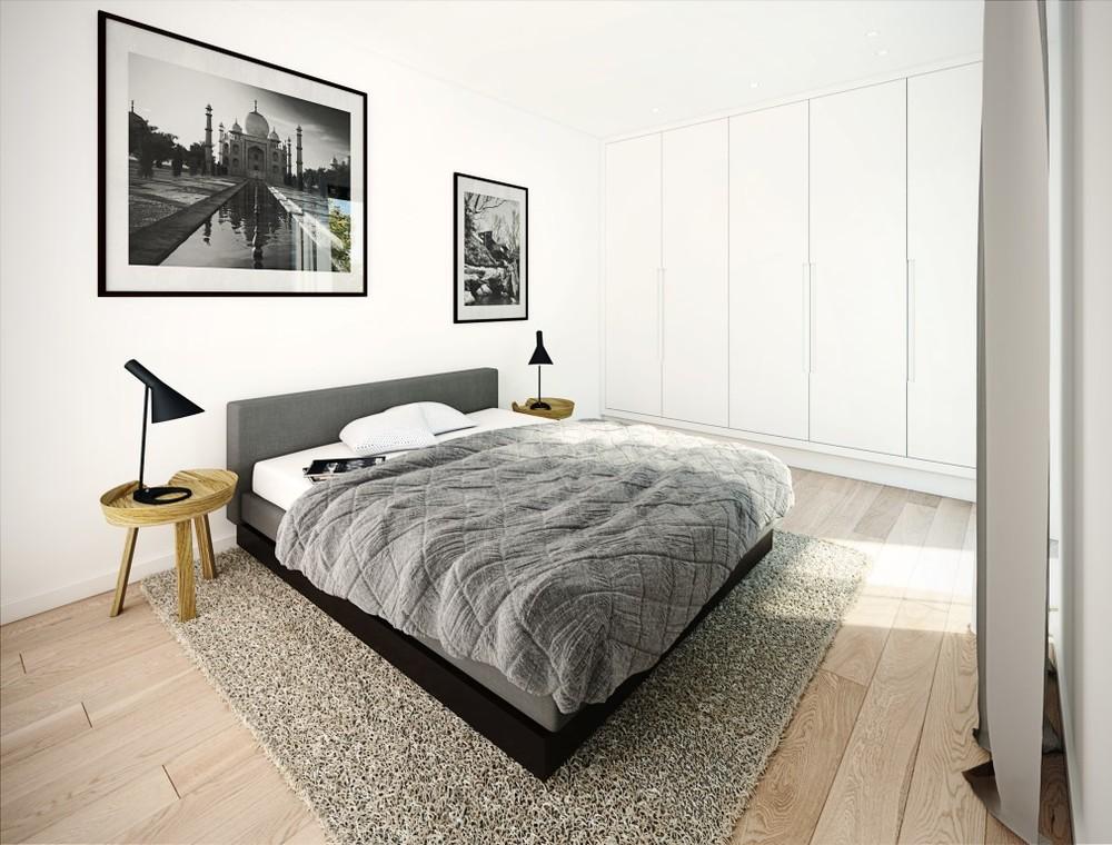 slaapkamer assistentiewoning