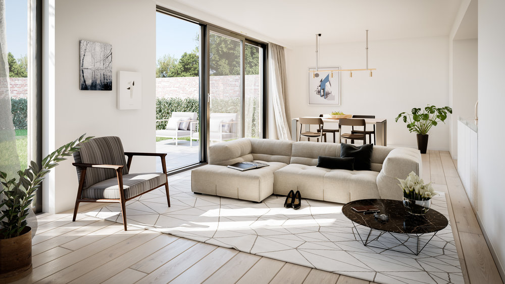 3d visualisatie interieur - vista projects