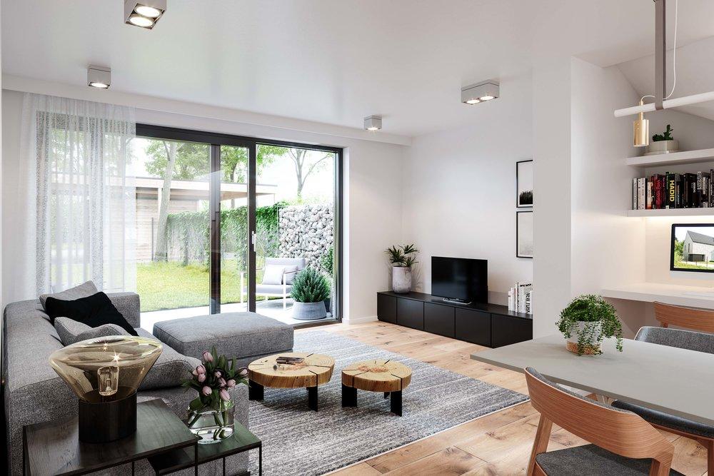 3d visualisatie - exterieur - interieur