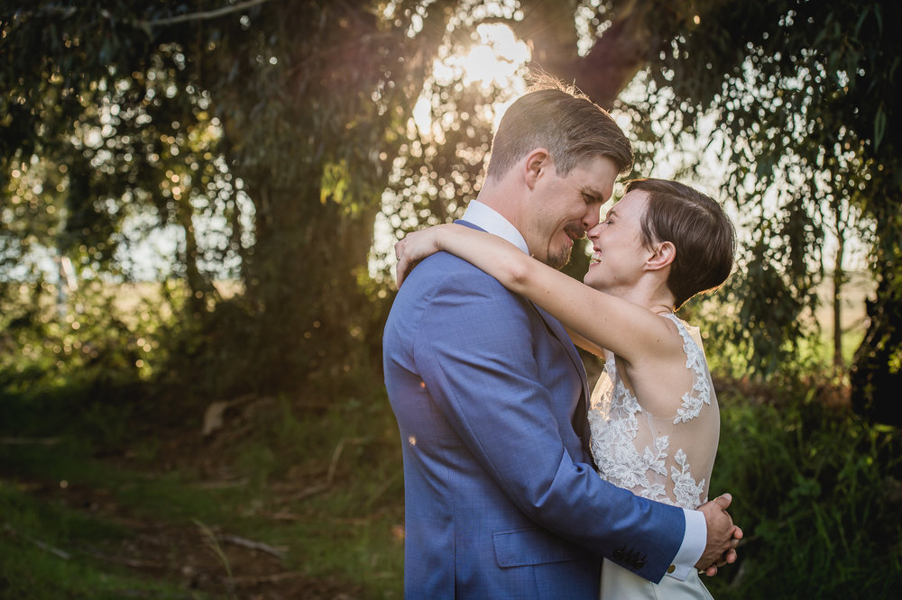 Lindsay and Kyle Wedding Verkykerskop
