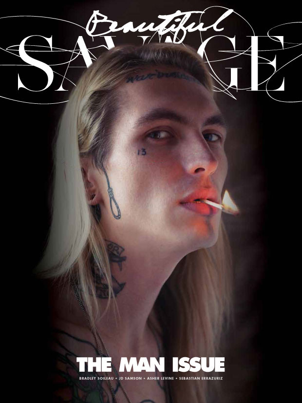 Beautiful Savage Magazine, Spring 2014