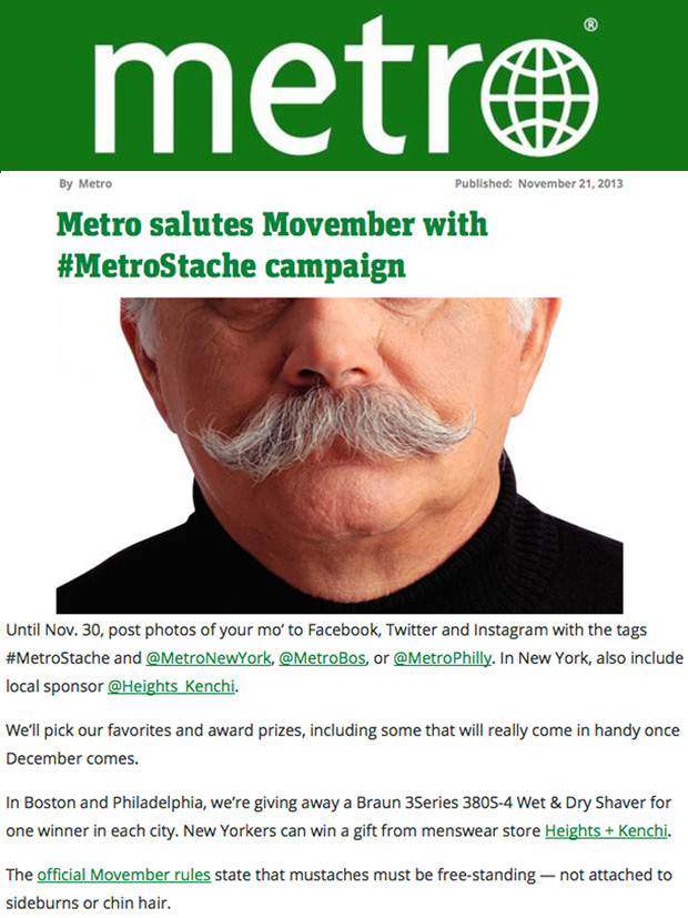 Movember !