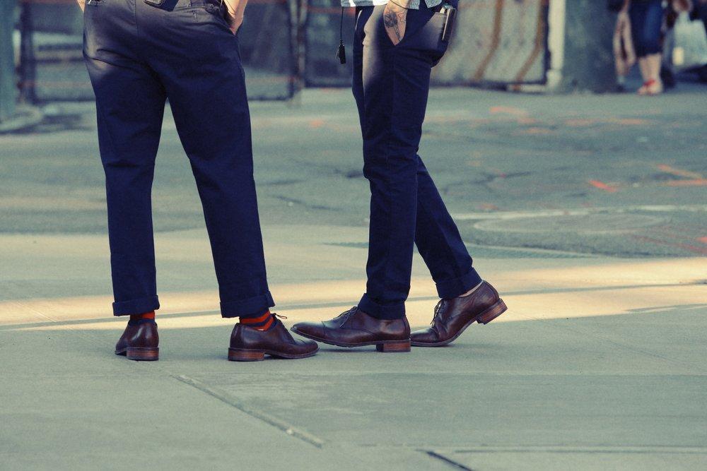 Heights+Kenchi Custom Pants