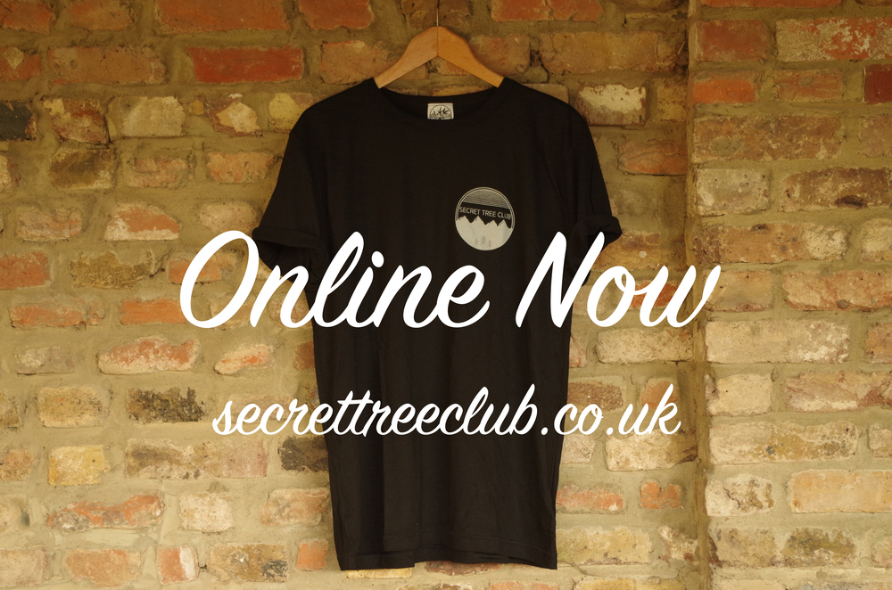 Happy to launch our second tee! Made from 50% bamboo, 50% organic cotton. Super soft, breathable and warm. Perfect for these winter days! Check it out in our shop!
