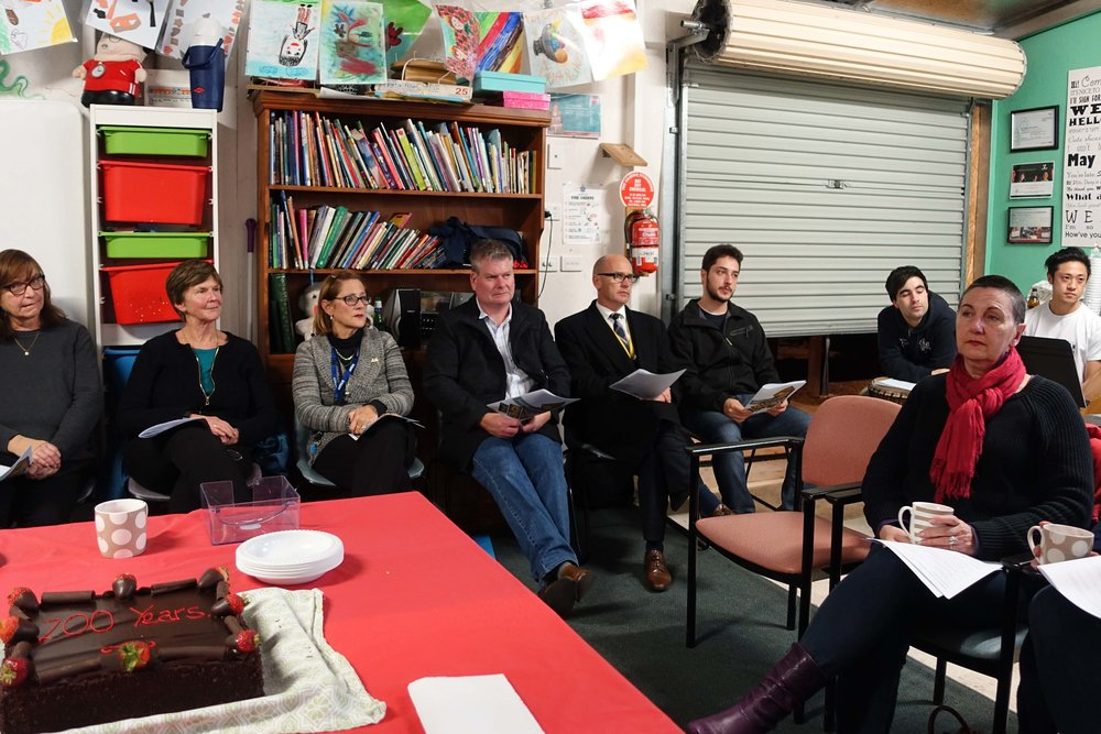 Melbourne Marists - Heidelberg West Gathering