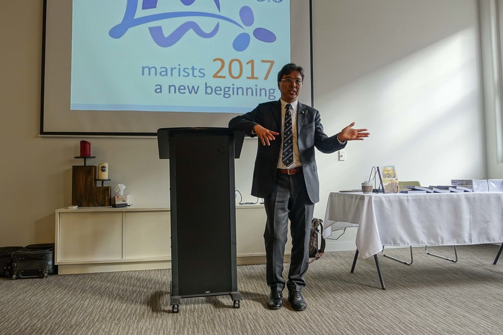 Presentation by Spes Stanley Ku-2