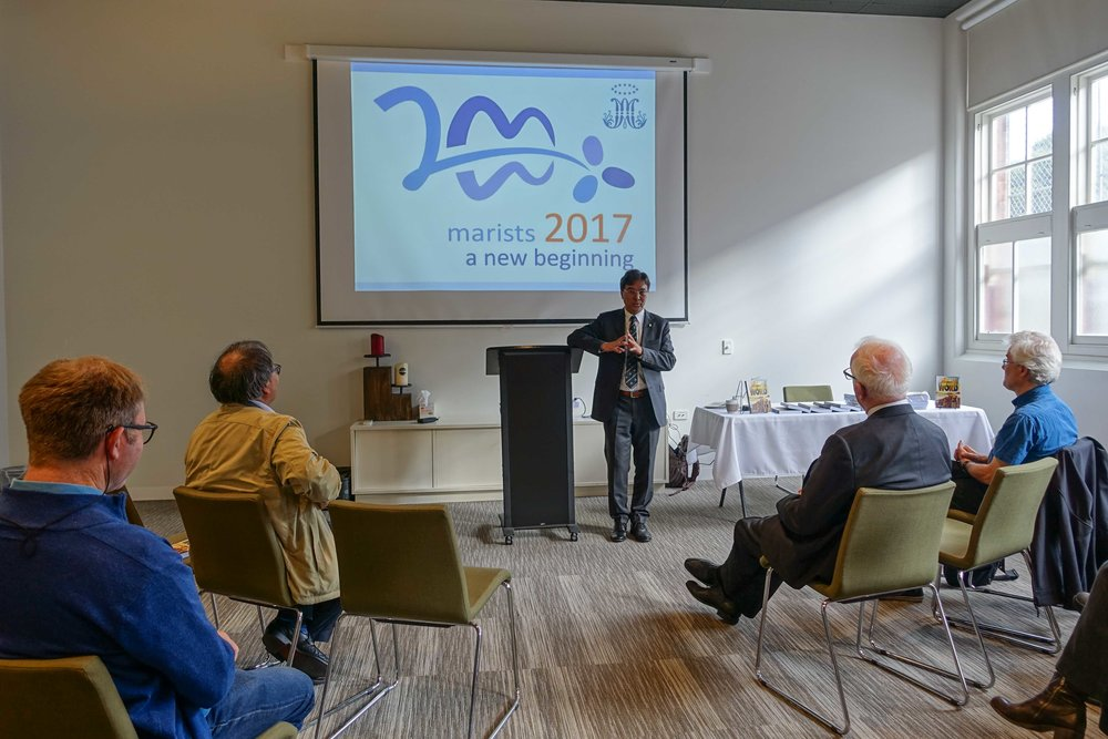 Presentation by Spes Stanley Ku