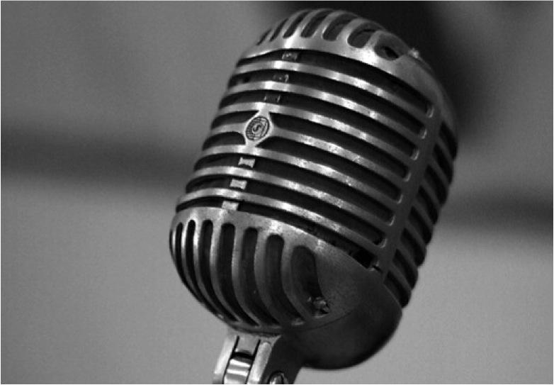 Microphone landscape