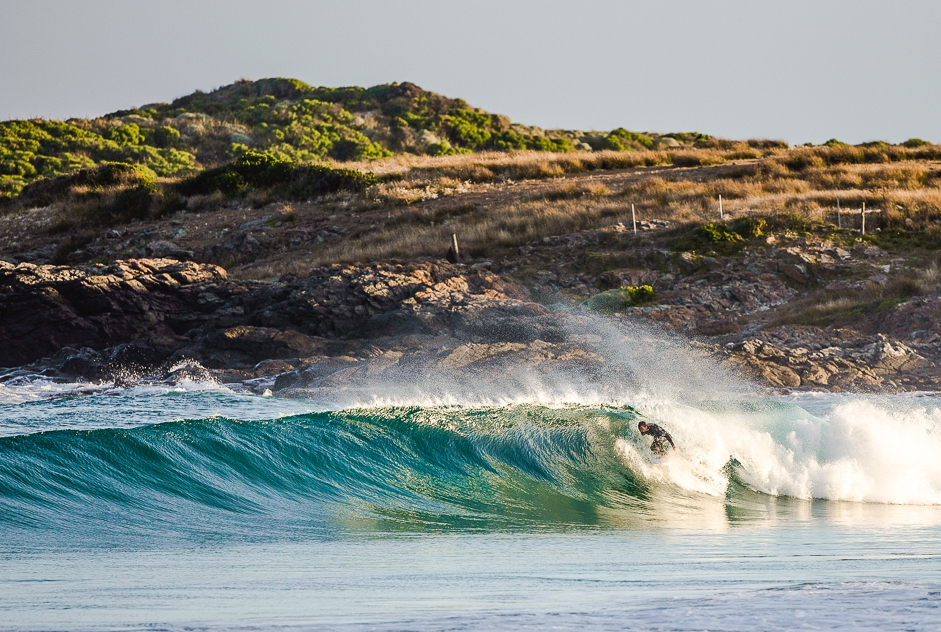 Colliers Beach. Photo credit: Erebus Wetsuits