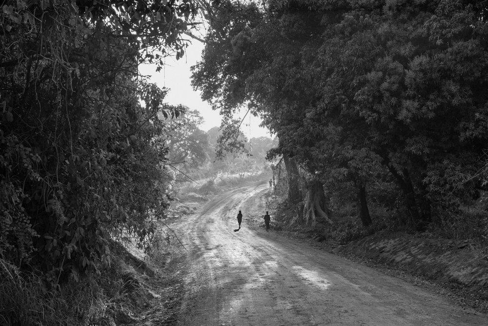 Going Home, Tanzania,  2015