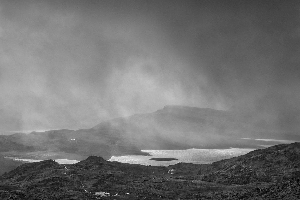 Hail, Isle of Skye 2014