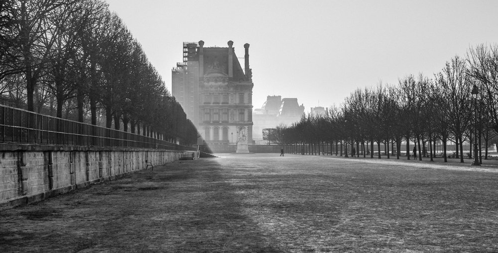 Tuileries, Paris 2014