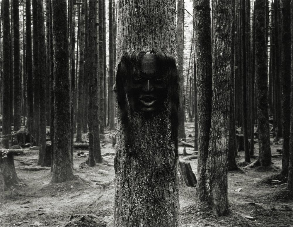 Dzoonokwa, Mask by Klatle Bhi