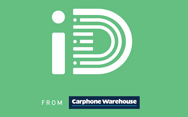 id network from carphone warehouse