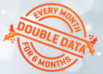 Meteor - double data every month for six months