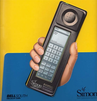 ibm simon advertisement