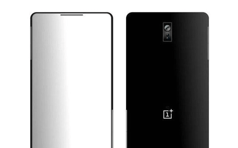OnePlus Three Concept Render