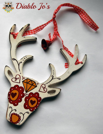 Hair Stylist Christmas Tree Ornaments