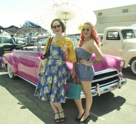 Viva Las Vegas The Car Show Rockalily Cuts - Viva las vegas car show
