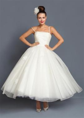 Rockabilly and Vintage Style Wedding Dresses — Rockalily Cuts