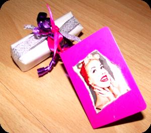 Christmas Lipstick Gifts Random Presents For Strangers