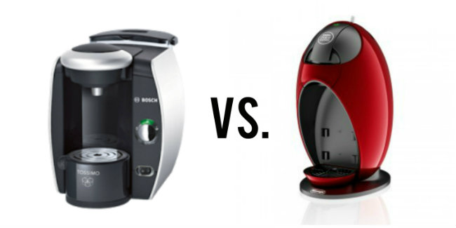 Dolce Gusto vs Tassimo (Thanks to the Dolce Gusto Bloggers Event)