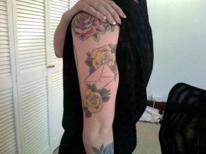 Win A Rockalily Lipstick Winner Of Most Meaningful Tattoo