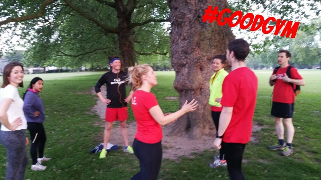 goodgym review