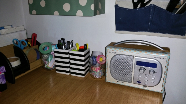 changing my dab radio design