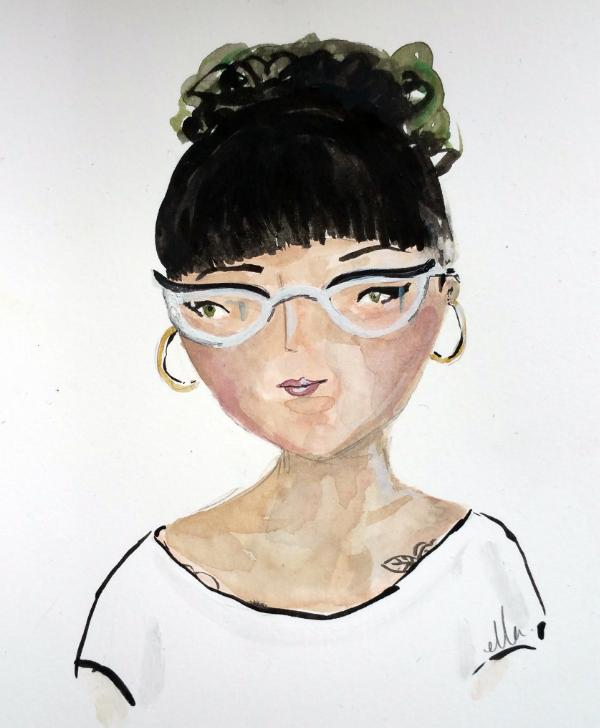 painting of reeree 2015