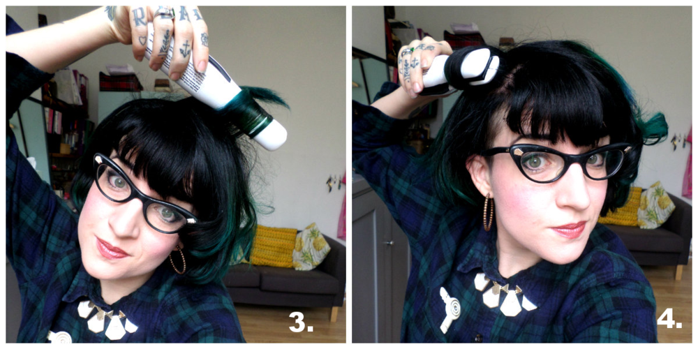 curling hair with straighteners.jpg