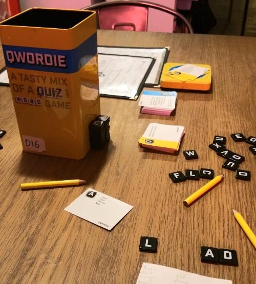 qwordie game