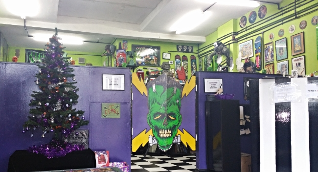haunted tattoo shop