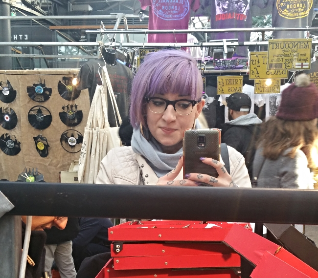 auntie aviator glasses spitalfields