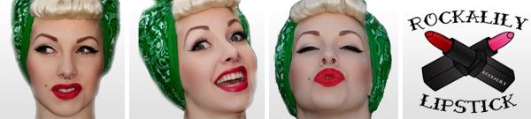 rockalily lipstick 2016
