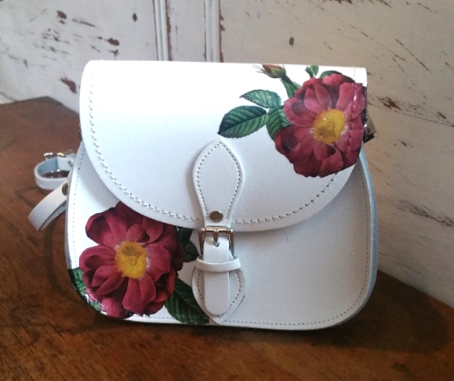 zatchels small white