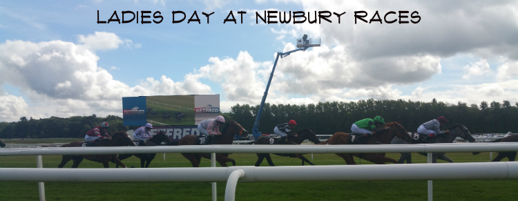 ladies day at newbury races