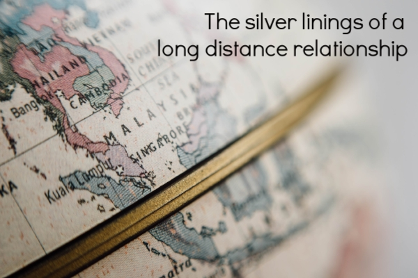benefits of a long distance relationship