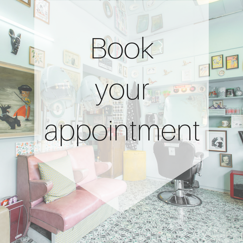 book rockalily cuts hair appointment