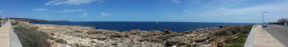 Menorca views
