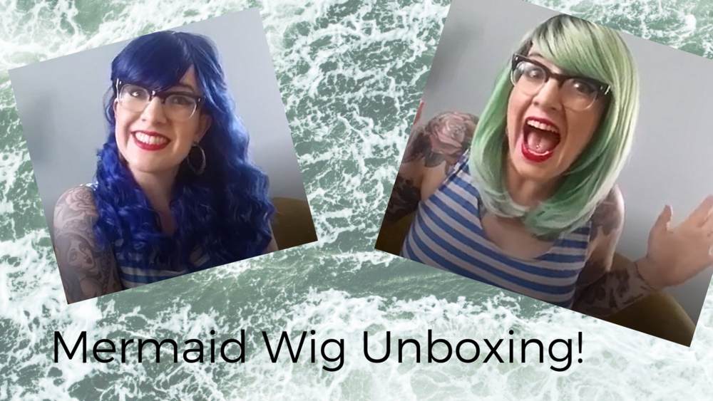 wig unbosing review
