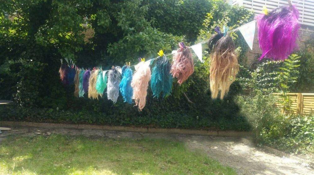 washing wigs