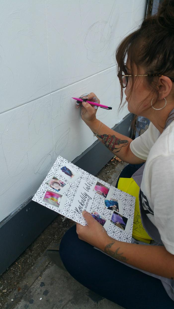 ella masters mural