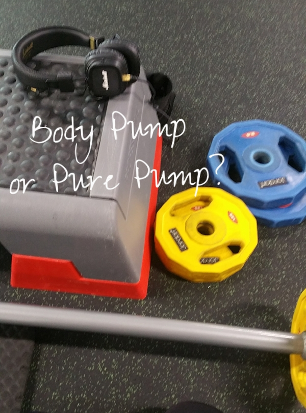 pure pump or body pump