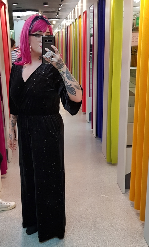 velvet jumpsuit monki reeree rockette