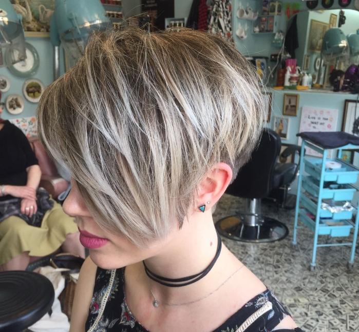 how often short hair cut