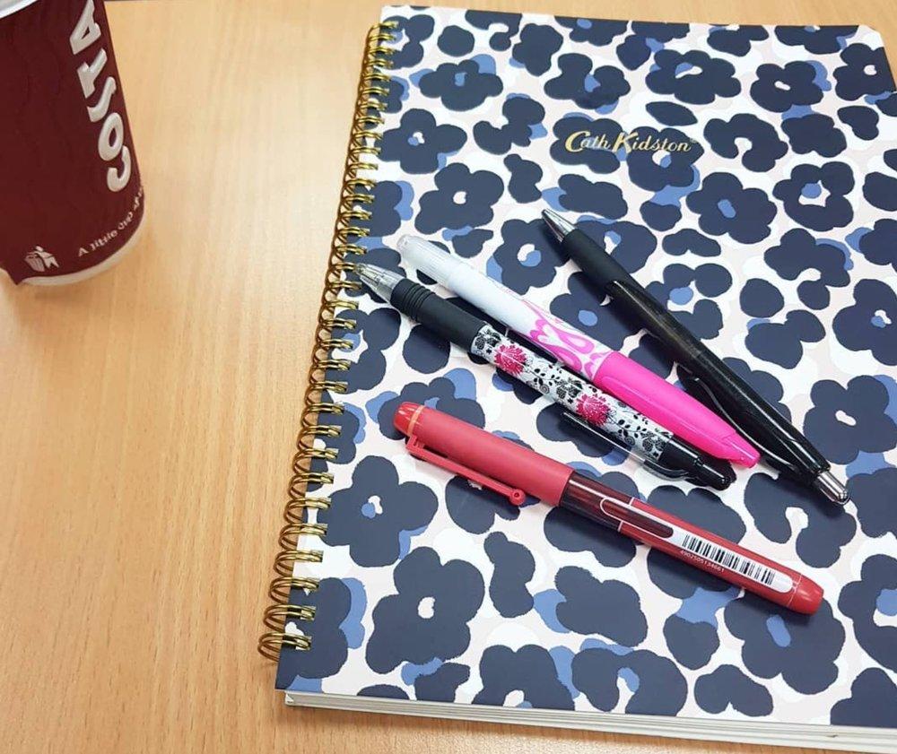 doing a writing class..JPG