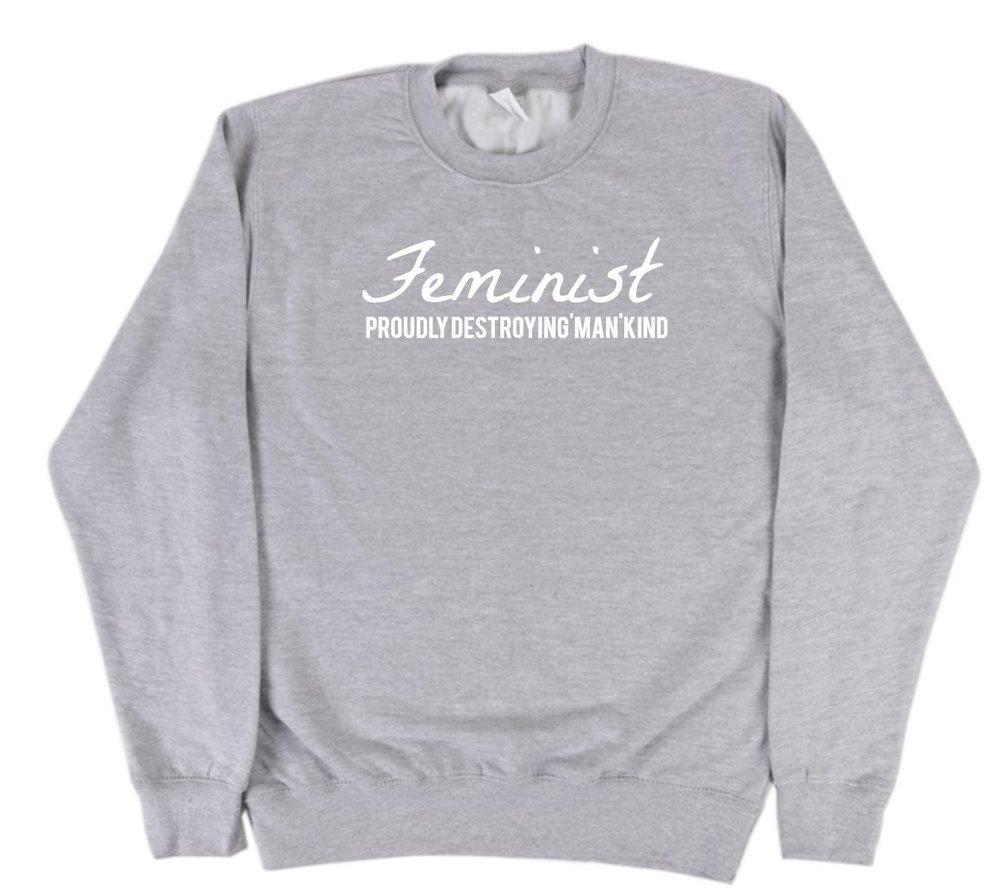 feminist jumper 2018