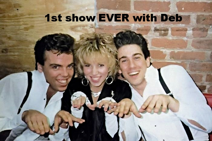 1st show with Deb Joey's Place.jpg