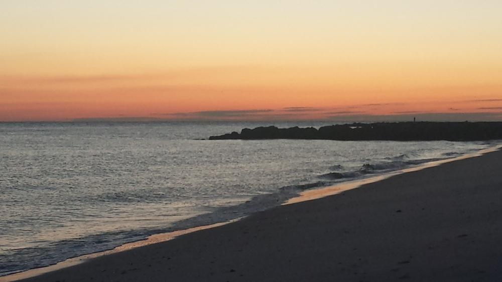 winter's jetty